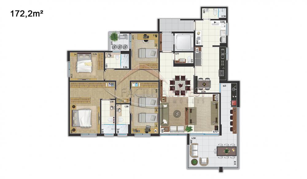 Comprar Lançamentos/ Empreendimentos em Construç / Apartamento padrão - Lançamento em Ribeirão Preto apenas R$ 950.567,00 - Foto 11