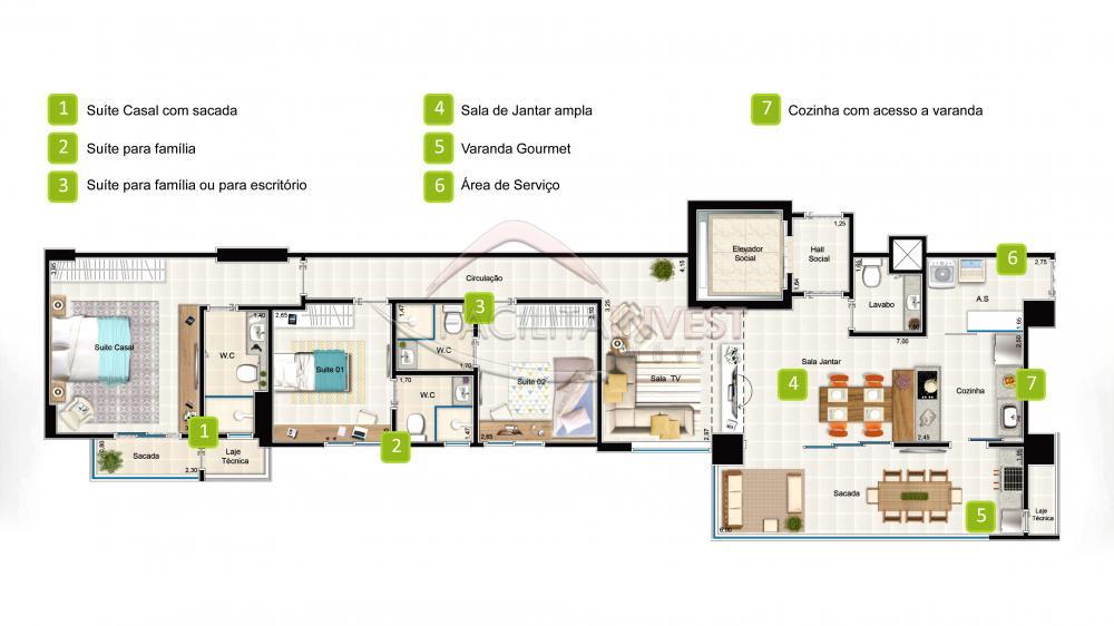 Comprar Lançamentos/ Empreendimentos em Construç / Apartamento padrão - Lançamento em Ribeirão Preto apenas R$ 540.748,00 - Foto 9