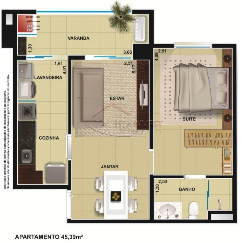 Comprar Lançamentos/ Empreendimentos em Construç / Apartamento padrão - Lançamento em Ribeirão Preto apenas R$ 216.000,00 - Foto 1