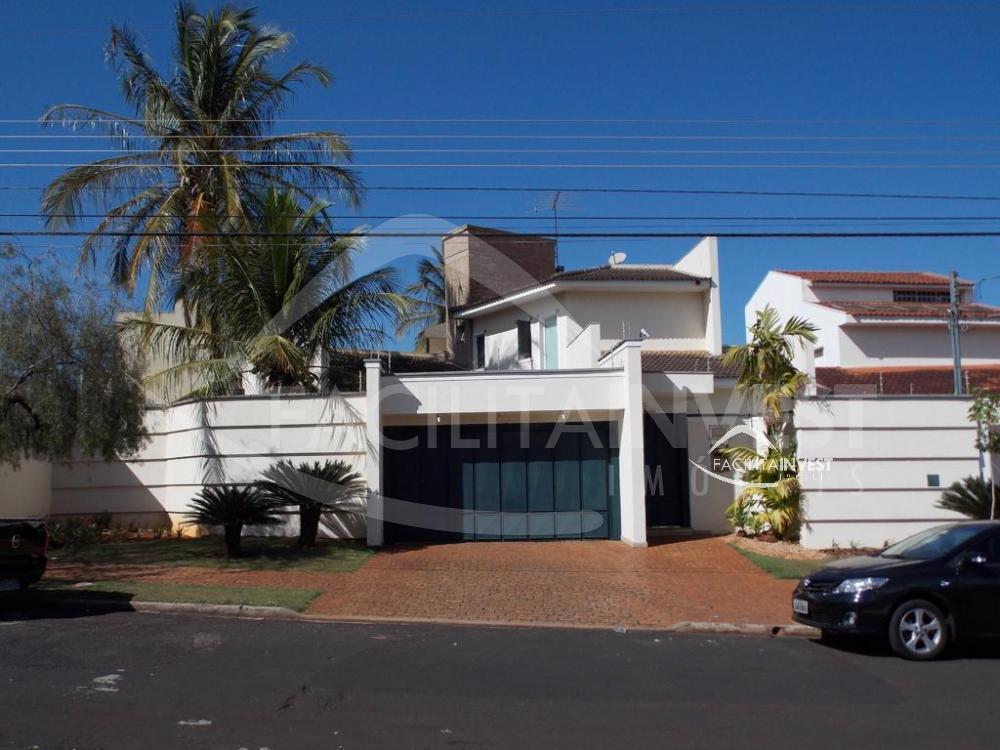 Alugar Casa Padrão / Casa Padrão em Ribeirão Preto apenas R$ 7.500,00 - Foto 1