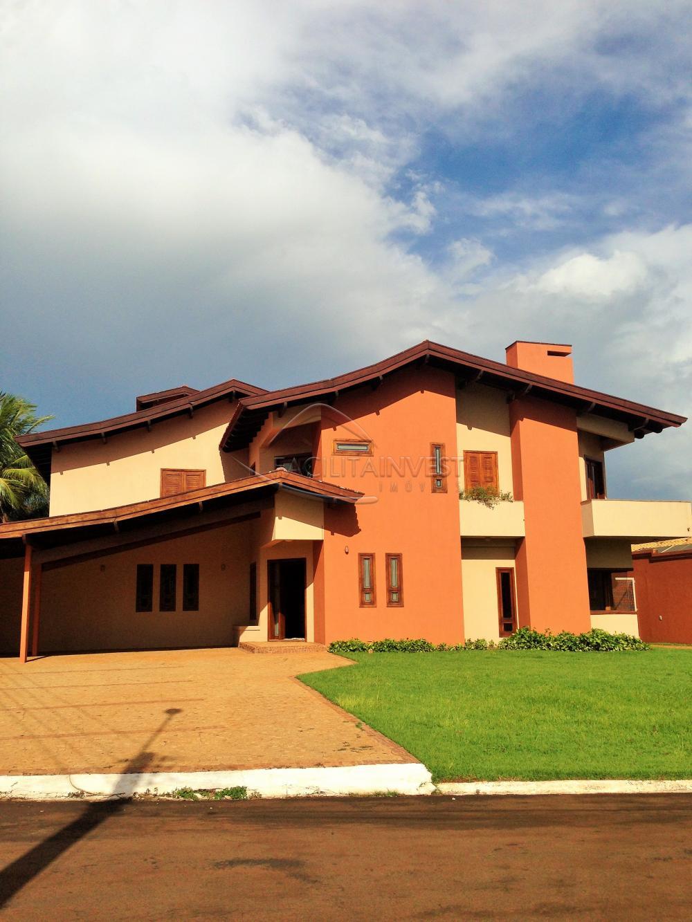 Alugar Casa Condomínio / Casa Condomínio em Ribeirão Preto apenas R$ 4.500,00 - Foto 1