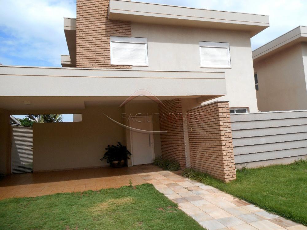 Alugar Casa Condomínio / Casa Condomínio em Ribeirão Preto apenas R$ 4.300,00 - Foto 1