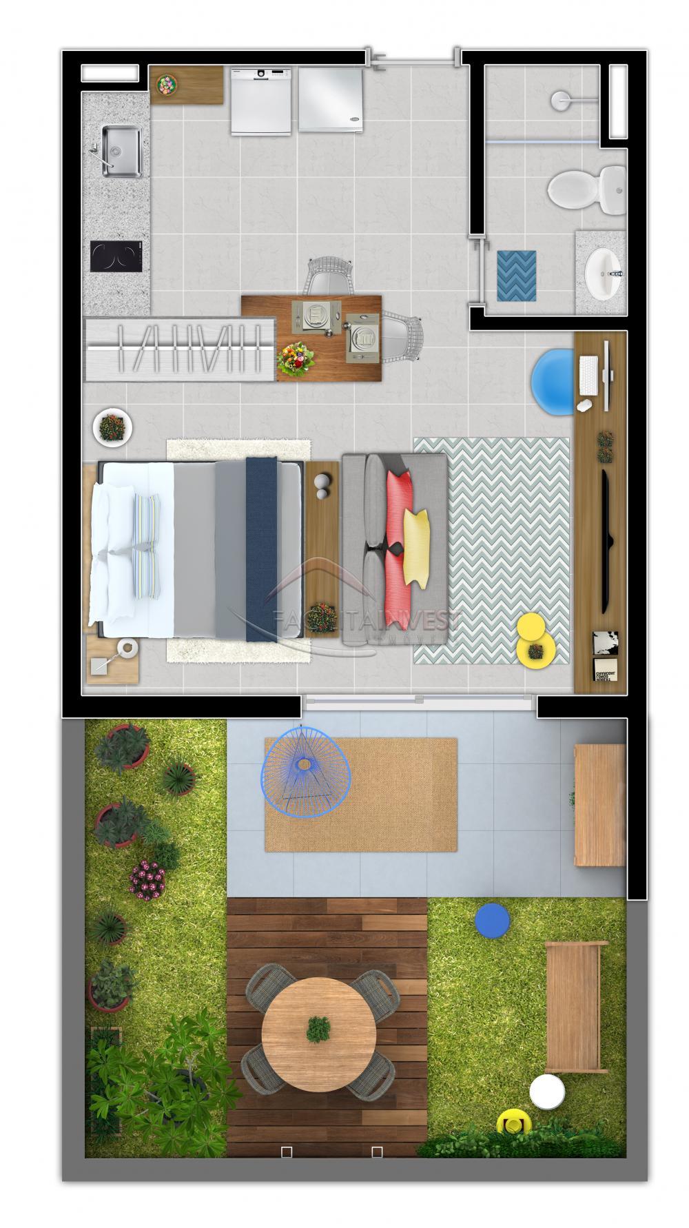 Comprar Apartamentos / Apart. Padrão em Ribeirão Preto apenas R$ 199.502,21 - Foto 5