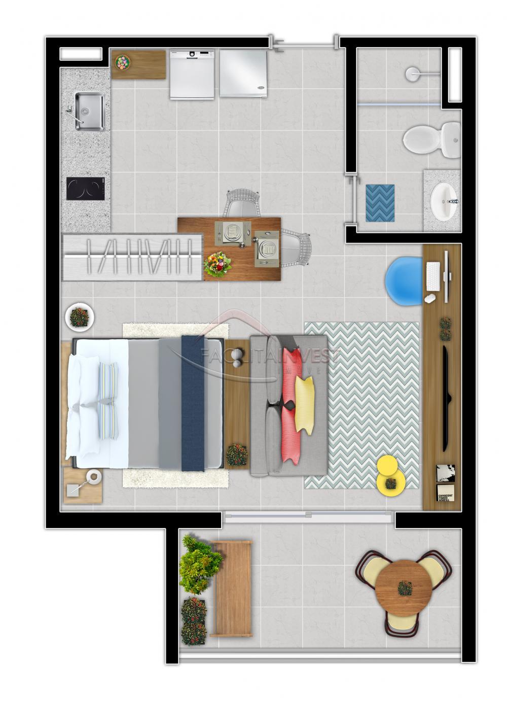 Comprar Apartamentos / Apart. Padrão em Ribeirão Preto apenas R$ 186.498,24 - Foto 5