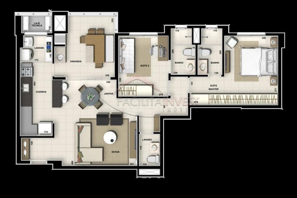Comprar Apartamentos / Apart. Padrão em Ribeirão Preto apenas R$ 650.000,00 - Foto 1