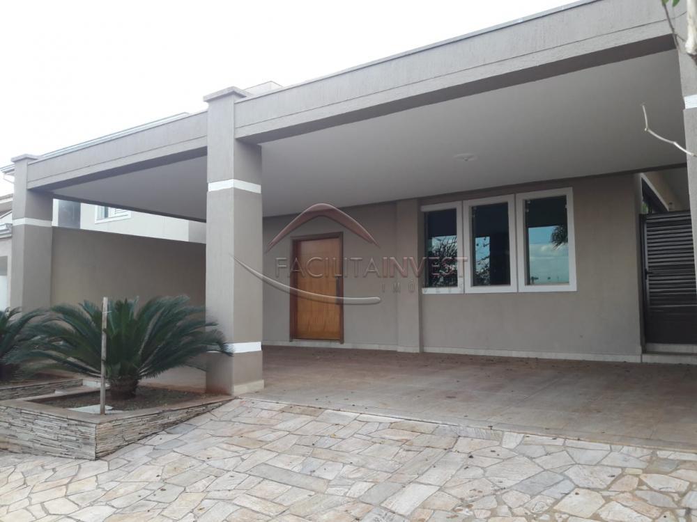 Alugar Casa Condomínio / Casa Condomínio em Ribeirão Preto R$ 3.600,00 - Foto 1