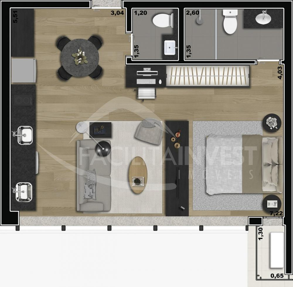 Comprar Apartamentos / Apart. Padrão em Ribeirão Preto apenas R$ 409.276,08 - Foto 3