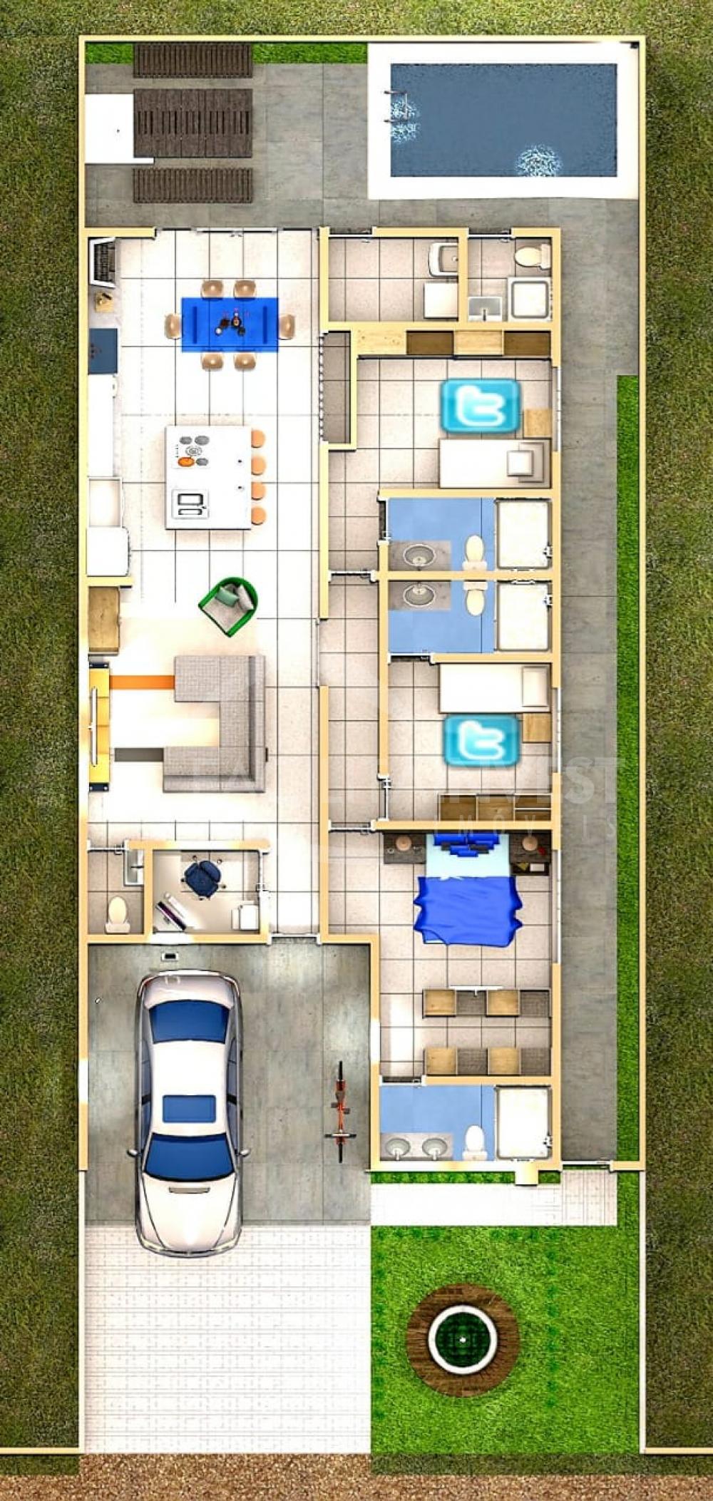 Comprar Casa Condomínio / Casa Condomínio em Ribeirão Preto apenas R$ 840.000,00 - Foto 7
