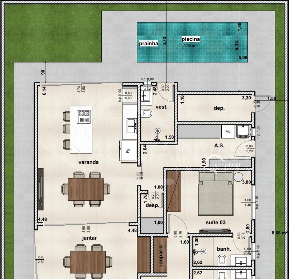 Comprar Casa Condomínio / Casa Condomínio em Ribeirão Preto apenas R$ 1.395.000,00 - Foto 7