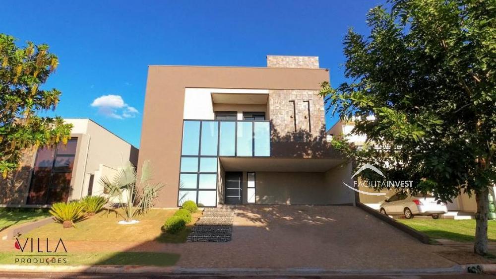 Comprar Casa Condomínio / Casa Condomínio em Ribeirão Preto R$ 1.350.000,00 - Foto 1