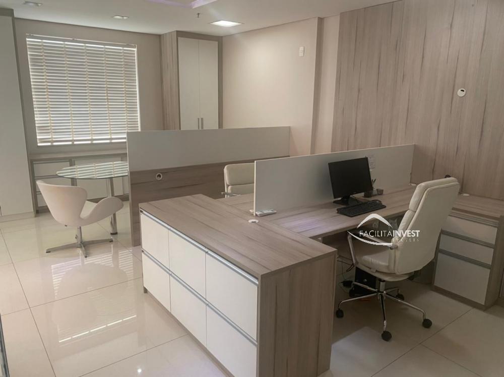 Alugar Salas Comerciais em Edifícios / Salas comerciais em Ribeirão Preto R$ 3.500,00 - Foto 1
