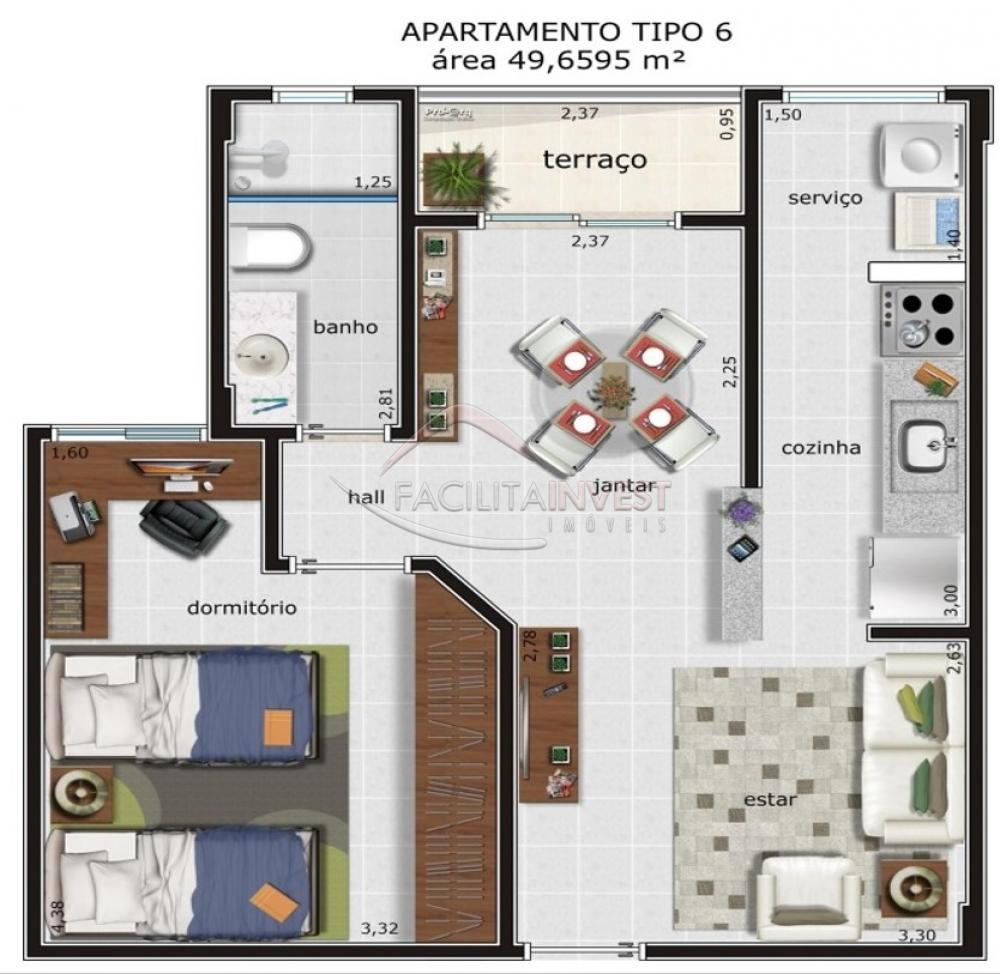 Alugar Apartamentos / Apart. Padrão em Ribeirão Preto apenas R$ 980,00 - Foto 10
