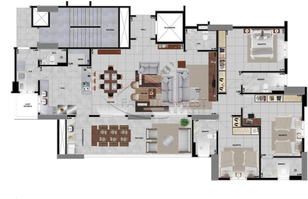 Alugar Apartamentos / Apart. Padrão em Ribeirão Preto R$ 4.000,00 - Foto 31