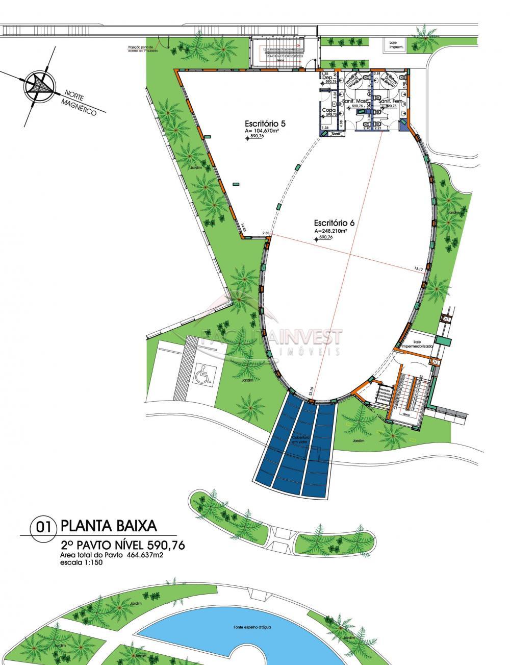 Ribeirao Preto Jardim Nova Alianca salas comerciais em edificios Venda R$15.000.000,00 Condominio R$4.049,00  21 Vagas