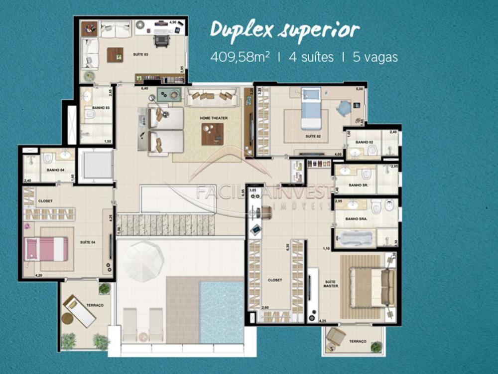 Comprar Apartamentos / Apart. Padrão em Ribeirão Preto apenas R$ 1.430.000,00 - Foto 52