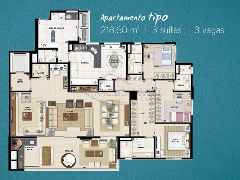 Comprar Apartamentos / Apart. Padrão em Ribeirão Preto apenas R$ 1.300.000,00 - Foto 42