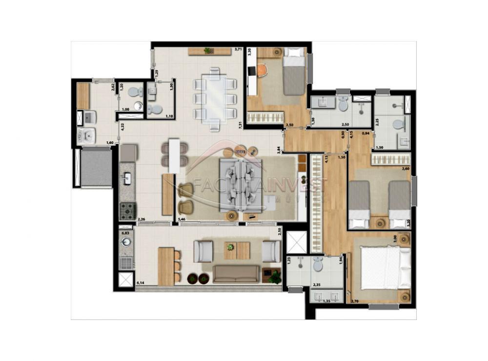 Comprar Apartamentos / Apart. Padrão em Ribeirão Preto apenas R$ 630.000,00 - Foto 25