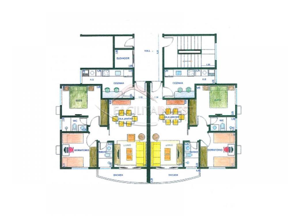 Comprar Apartamentos / Apart. Padrão em Ribeirão Preto apenas R$ 315.000,00 - Foto 11